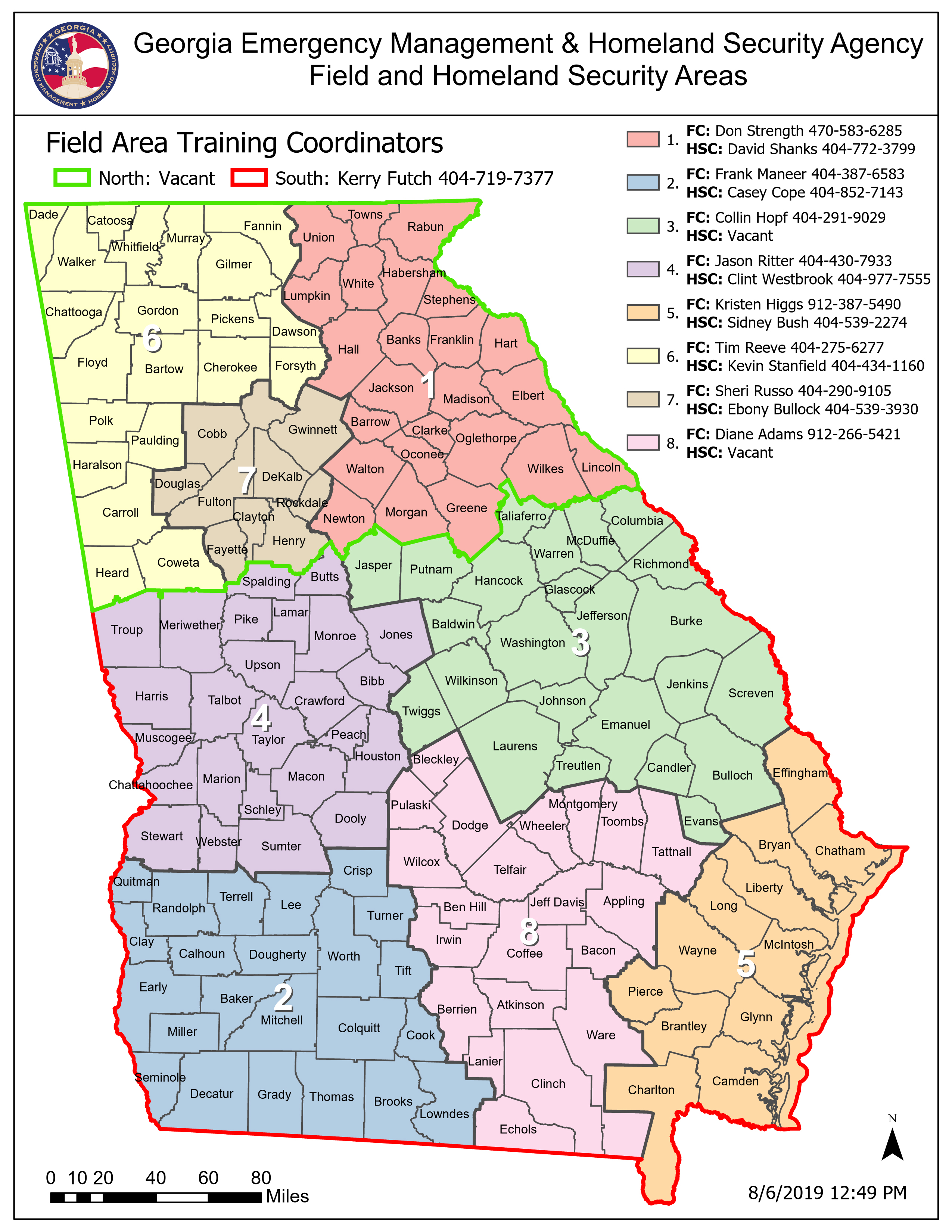 Map Of Quitman Georgia.Find A Location Georgia Emergency Management And Homeland Security