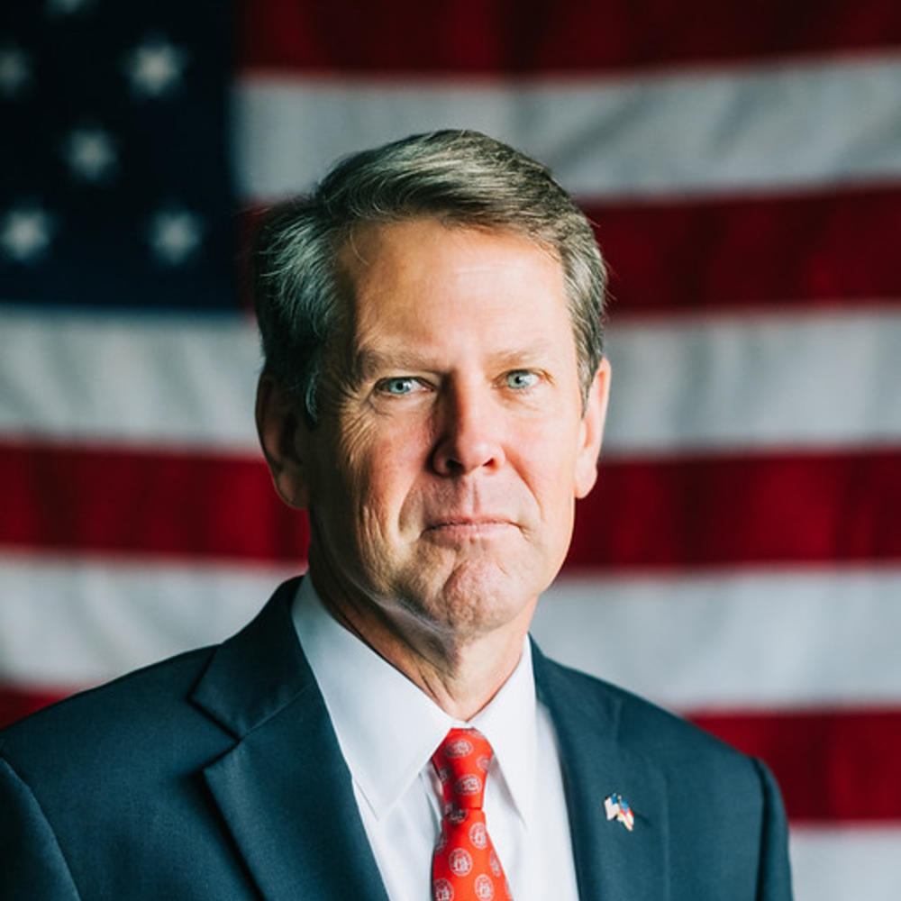 Governor Kemp photo